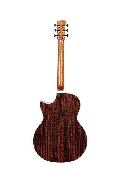 Enya EA-Q1 EQ   Solid Top TransAcoustic Guitar- Natural