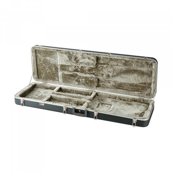 ARMOUR PLAT500B ABS BASS GUITAR HARD CASE