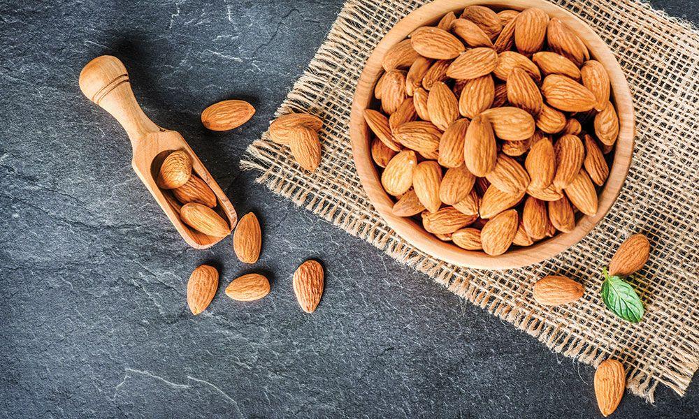 Refresh Organic Almond Benefits