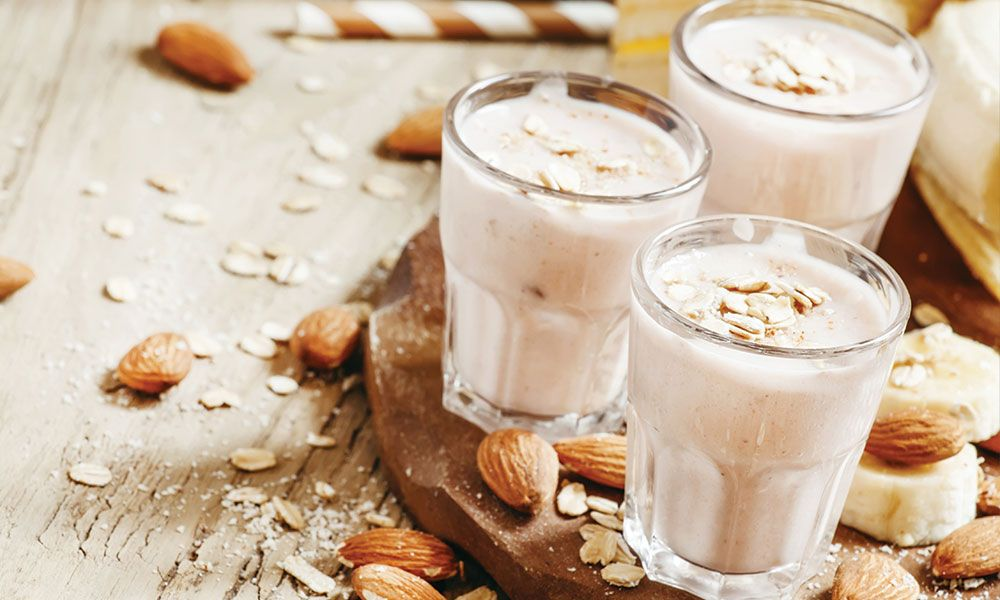 Refresh Almonds Milk Recipe