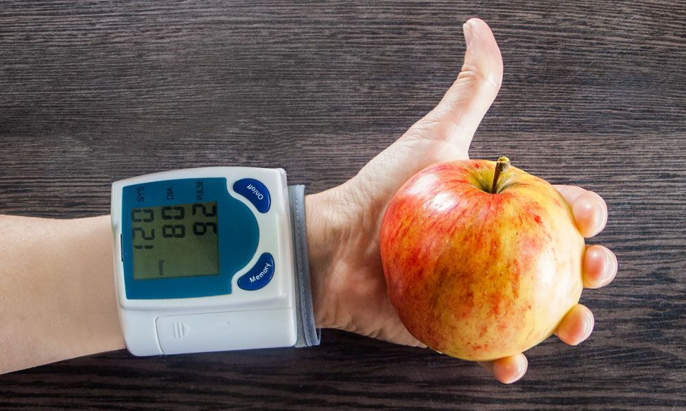 Top 5 Foods That Help You Control High Blood Pressure