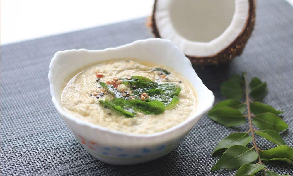 Refresh Coconut Chutney Recipe