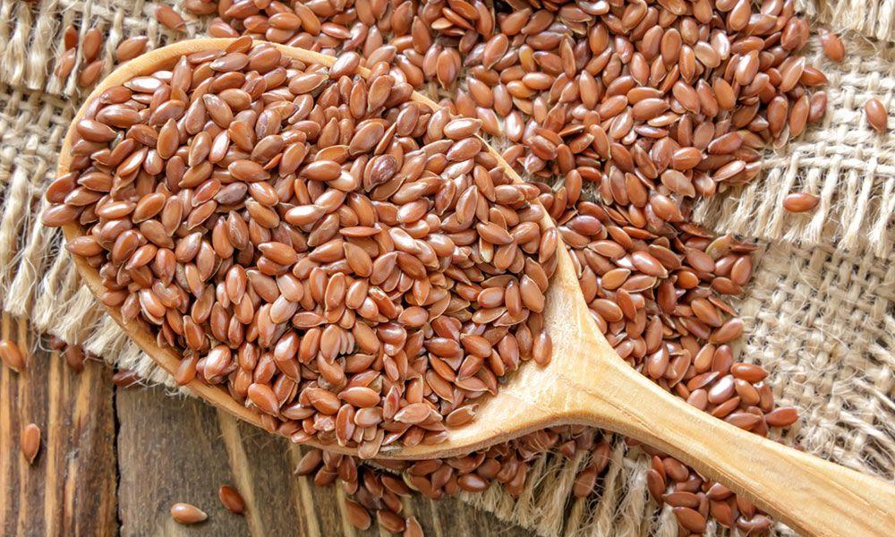 Refresh Organic Flax Seeds - A Medicinal Food