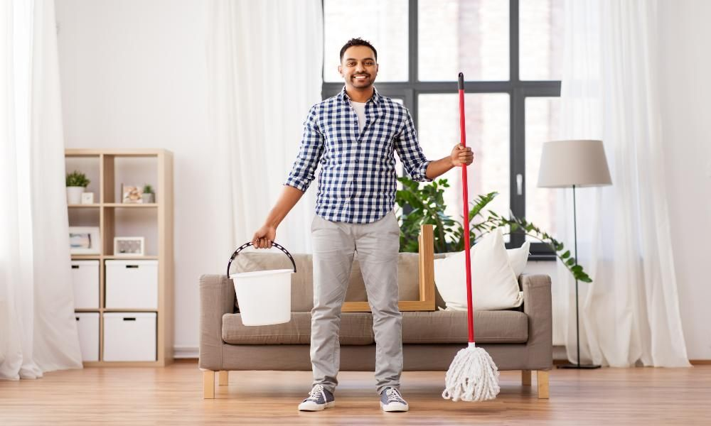 Home Cleaning Activities