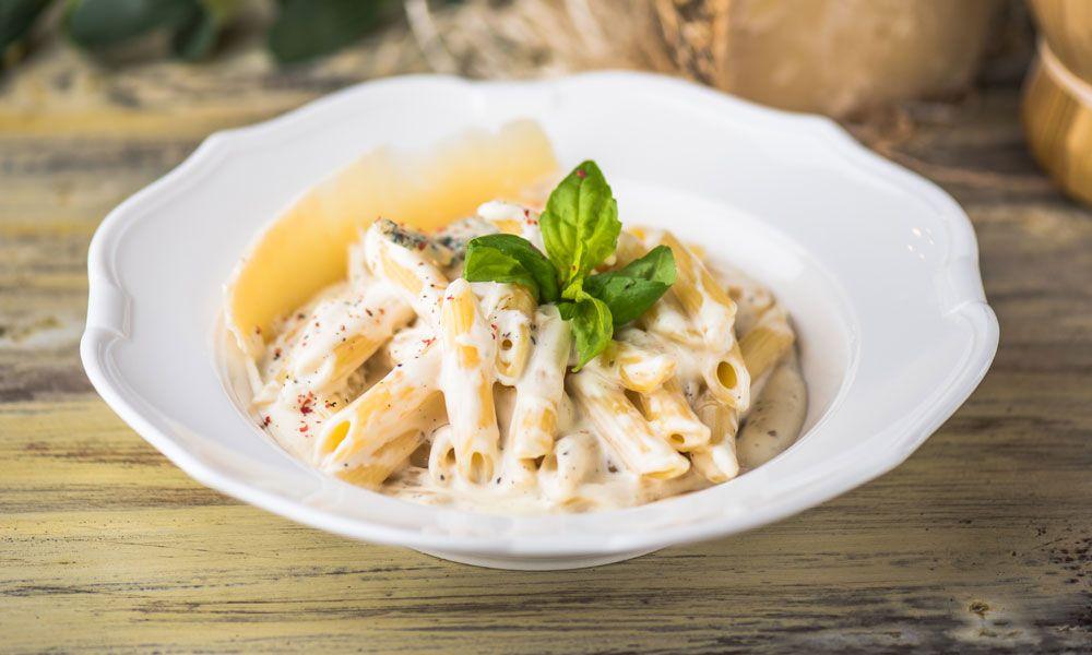 Refresh White Sauce Pasta Recipe