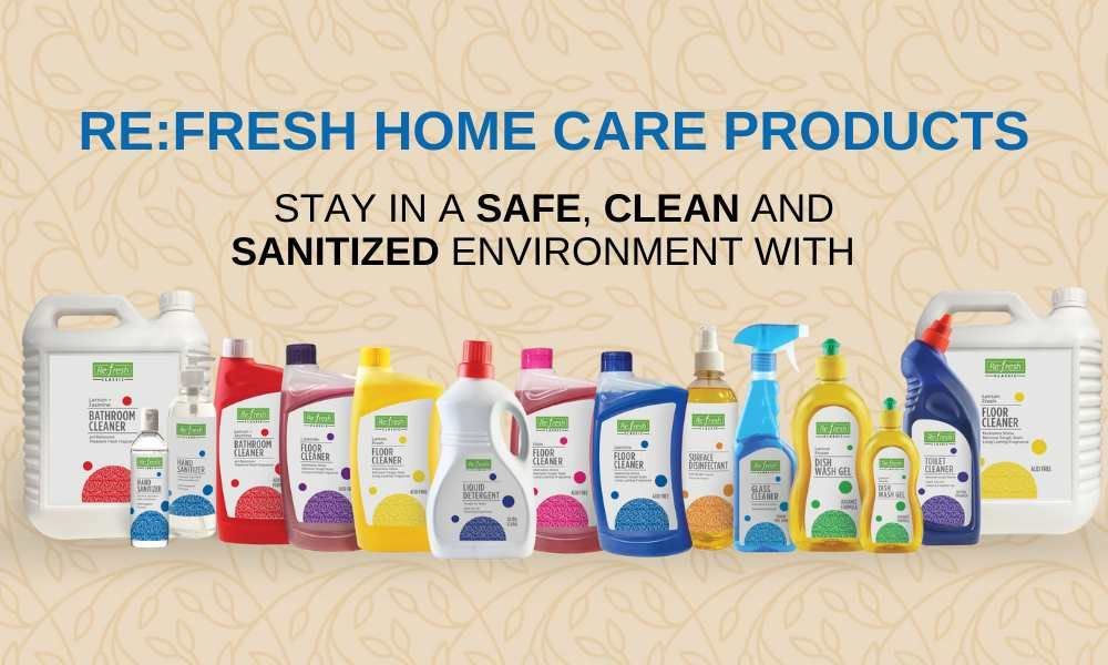 Re:fresh Home Care Products