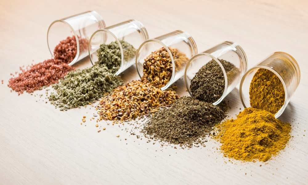 Types of Seasoning and Its Benefits