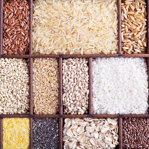 Organic Healthy Grain