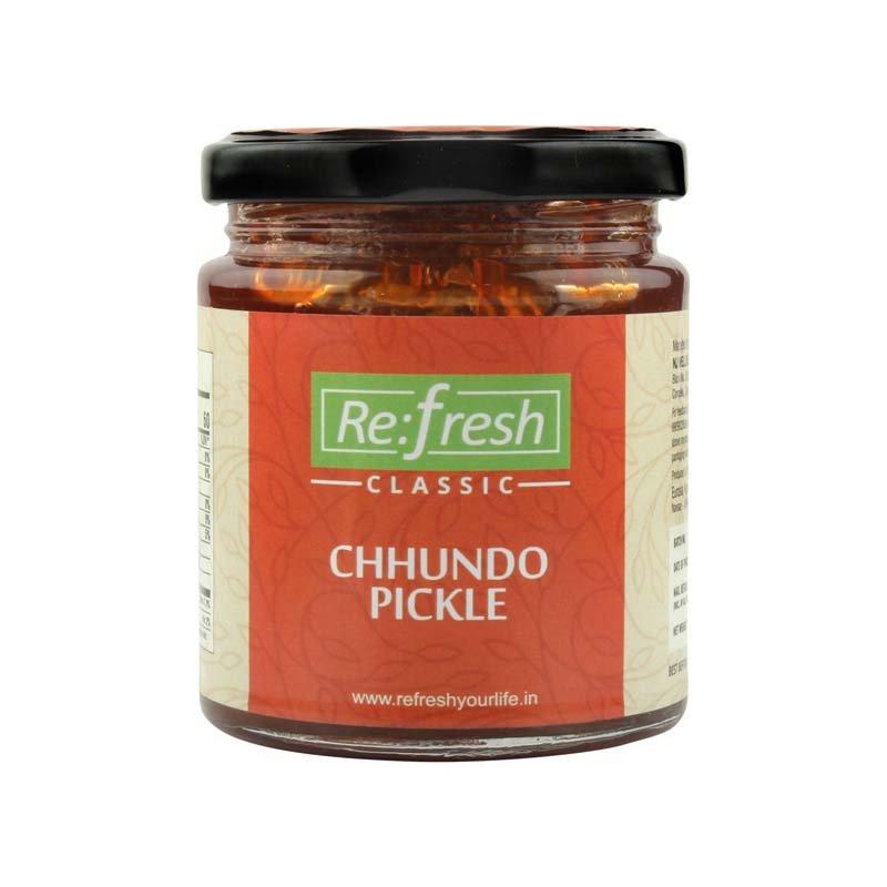 CHHUNDO PICKLE
