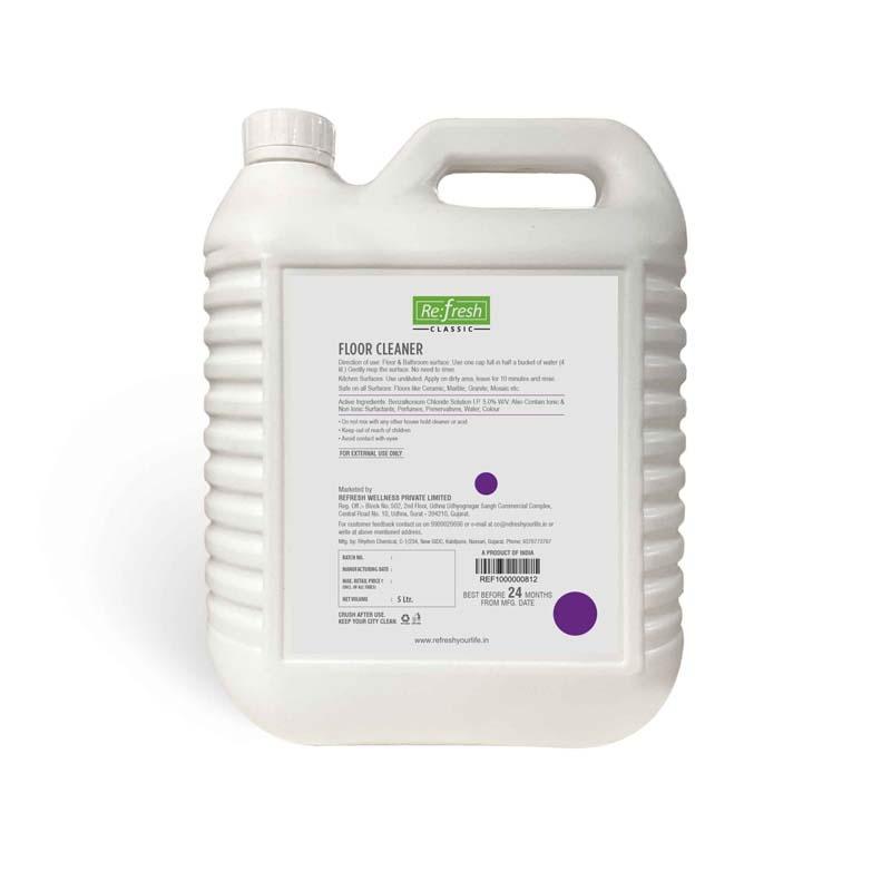 Floor Cleaner Lavender - 5 LTR