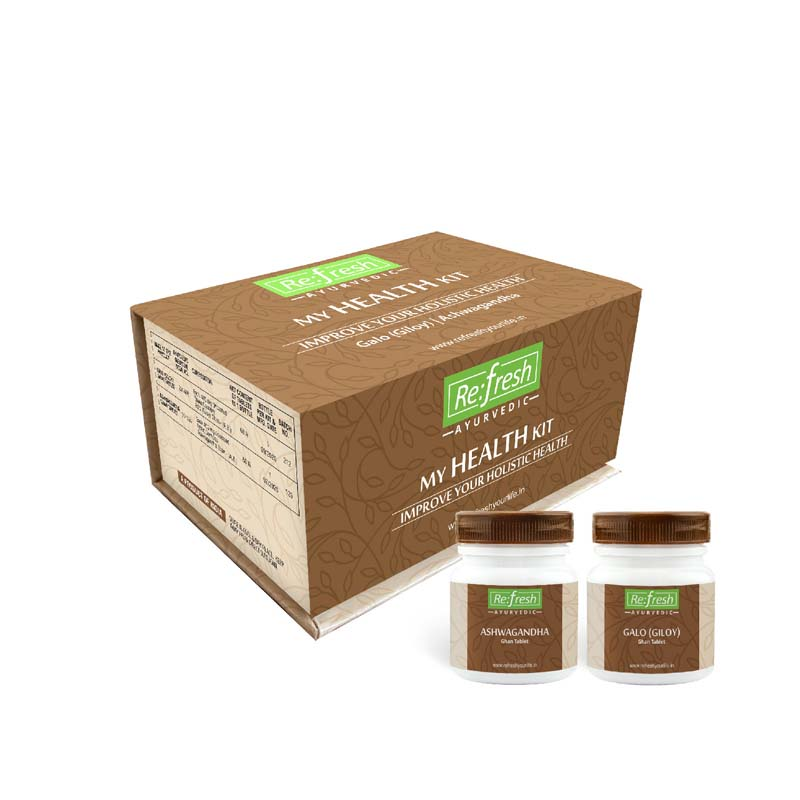 My Health Kit - Pack of 2