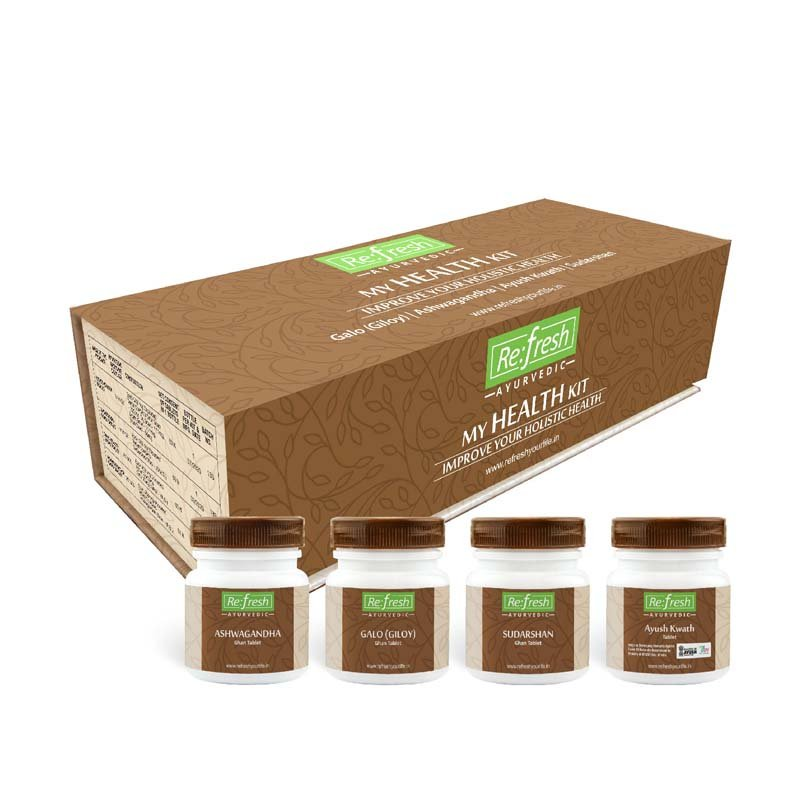 MY HEALTH KIT (PACK OF 4)