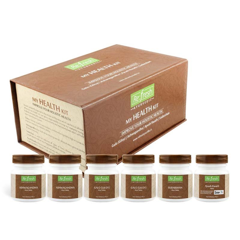My Health Kit - Pack  of 6
