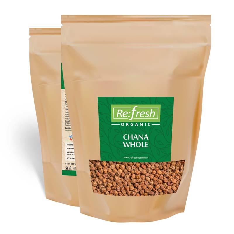 Organic Chana Whole