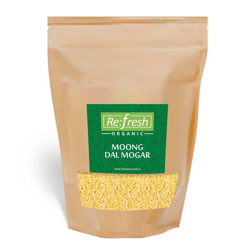 Organic Moong Dal Mogar