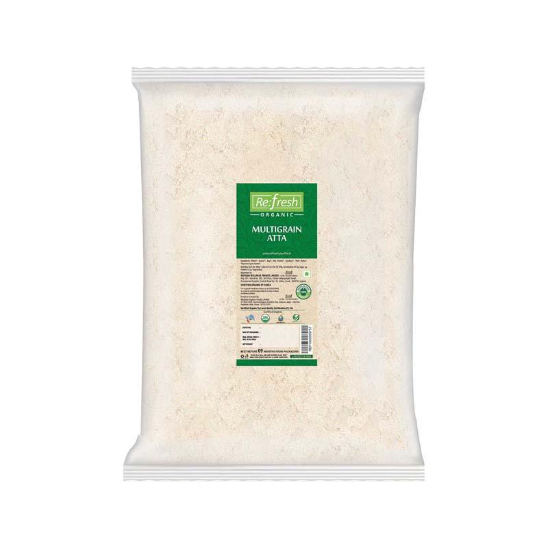 Organic Multigrain Atta - 5 KG