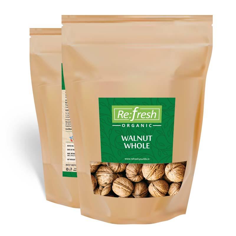 Organic Walnut Whole