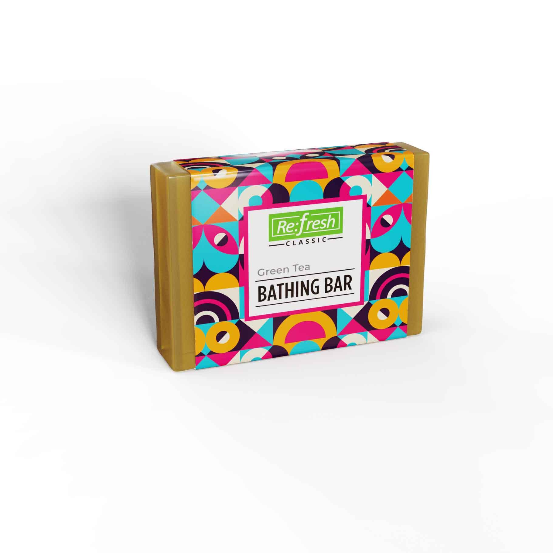 GREEN TEA BATHING BAR