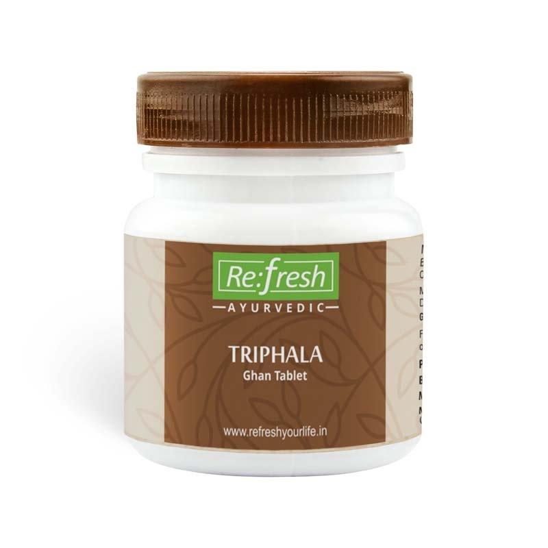 Triphala Ghan Tablet