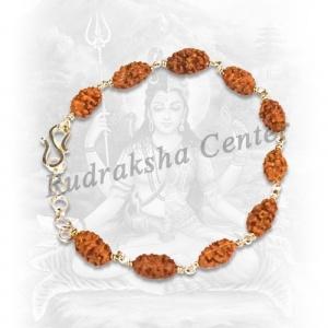 2 Mukhi Unity Bracelet