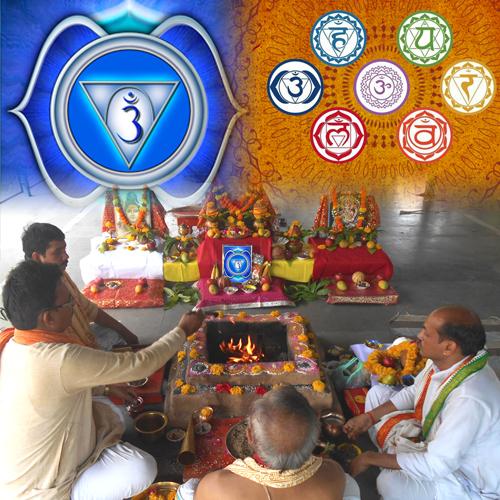 Third Eye Chakra / Ajna Chakra Balancing Puja