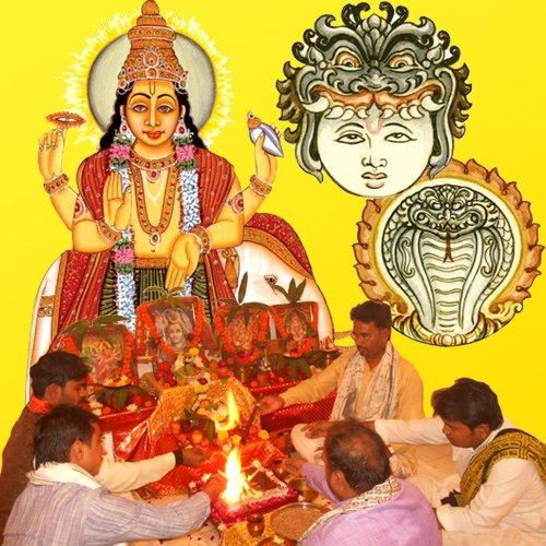Chandal Dosh Removal Puja