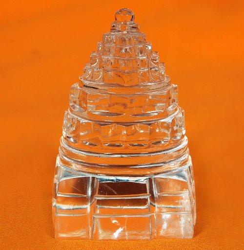 Crystal Shri Yantra