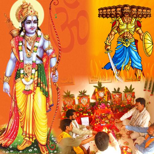 Dussehra / Vijaya Dashmi Puja