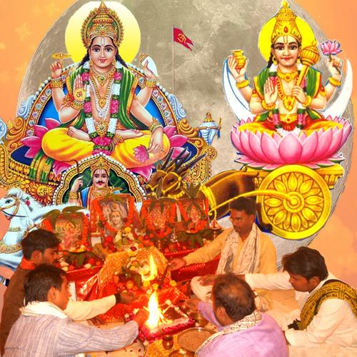 Grahan Dosh Removal Puja