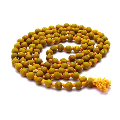 Haldi (Turmeric) Mala