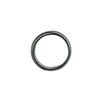 Black Horse Shoe Ring ( Set of 3 rings )