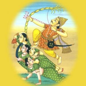 Kaam Dev Rati Puja