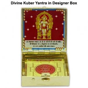 Divine Kuber Yantra