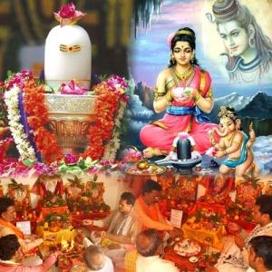 Rudrabhishek Puja and Yagna