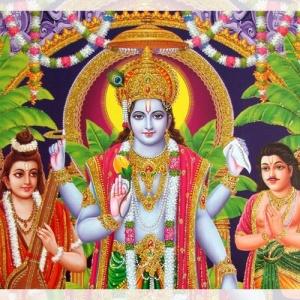 Sri Satya Narayan Katha & Puja