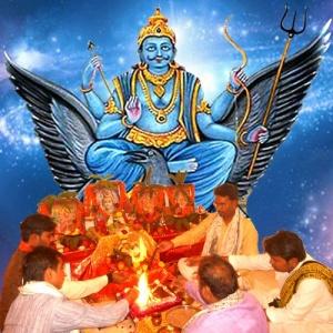 Shani Shanti Puja