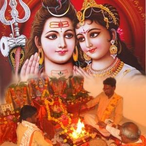 Shiva Shakti Puja