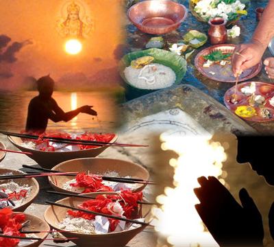Shraadh Karma Puja ( Pitru Paksh Puja )