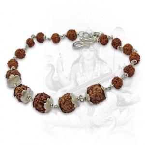 Vidhya Dayak Rudraksha Bracelet