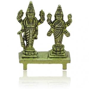 Vishnu Lakshmi Idol