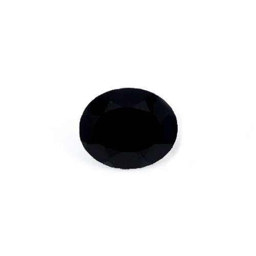 Latest Selling Natural Black Onyx Oval Cut 12x10 mm 5 Cts Loose Gemstone For Jewelry Making
