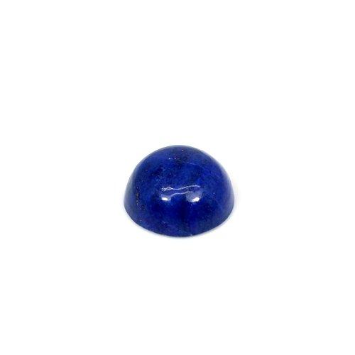 Natural Lapis Lazuli Round Cabochon 13mm 7.10 Cts Loose Gemstone