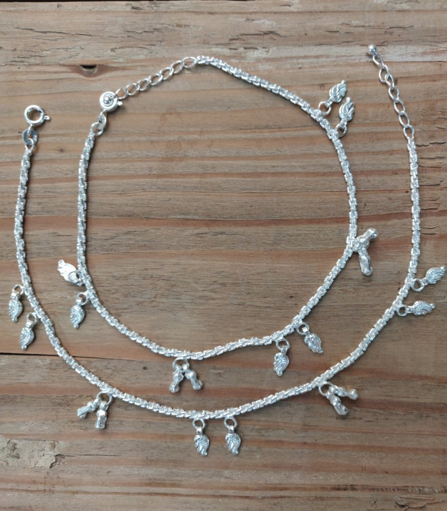 Anklets with Charms