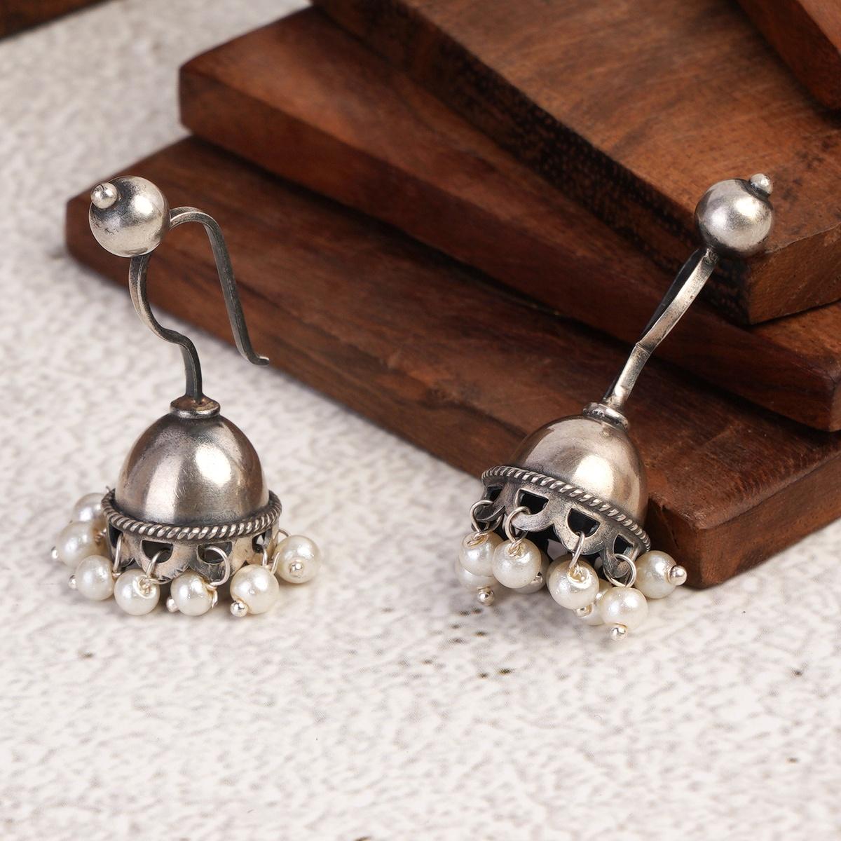 Silver Pearl Bugadi