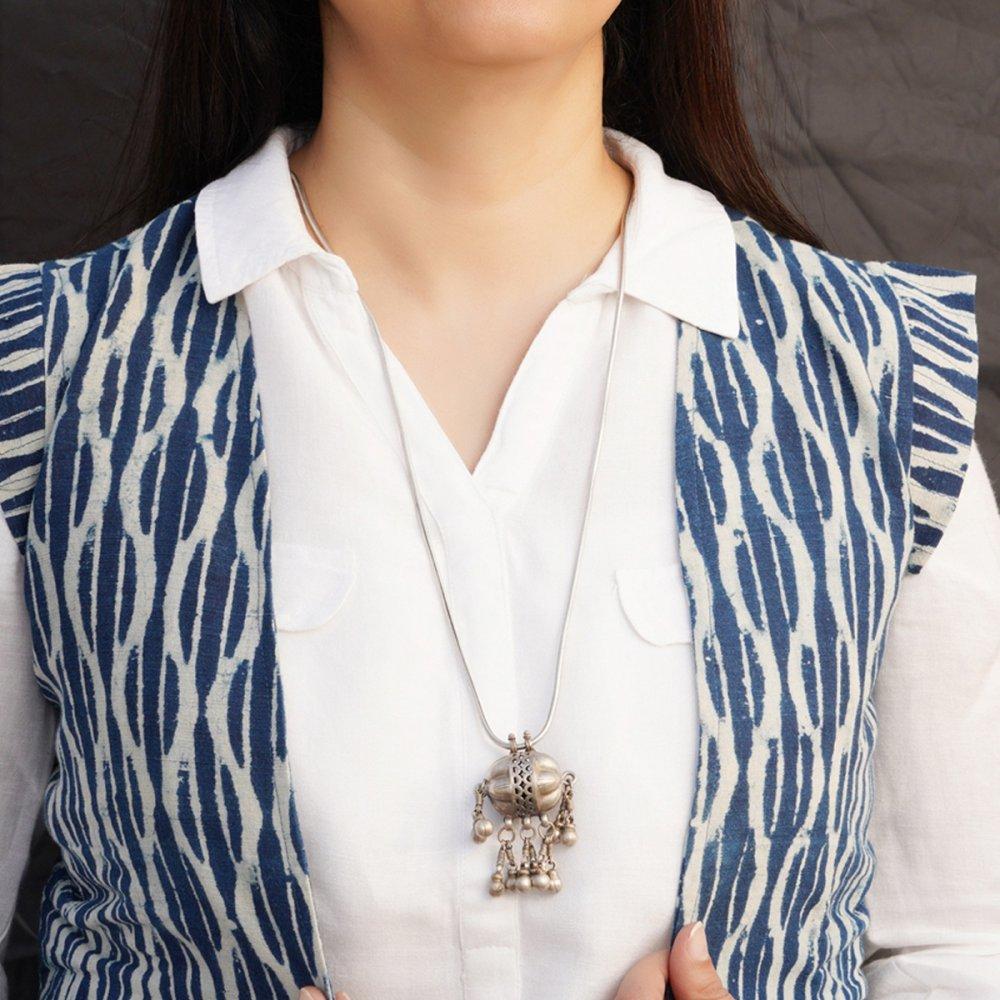 Vintage Inspired Ghughri Necklace