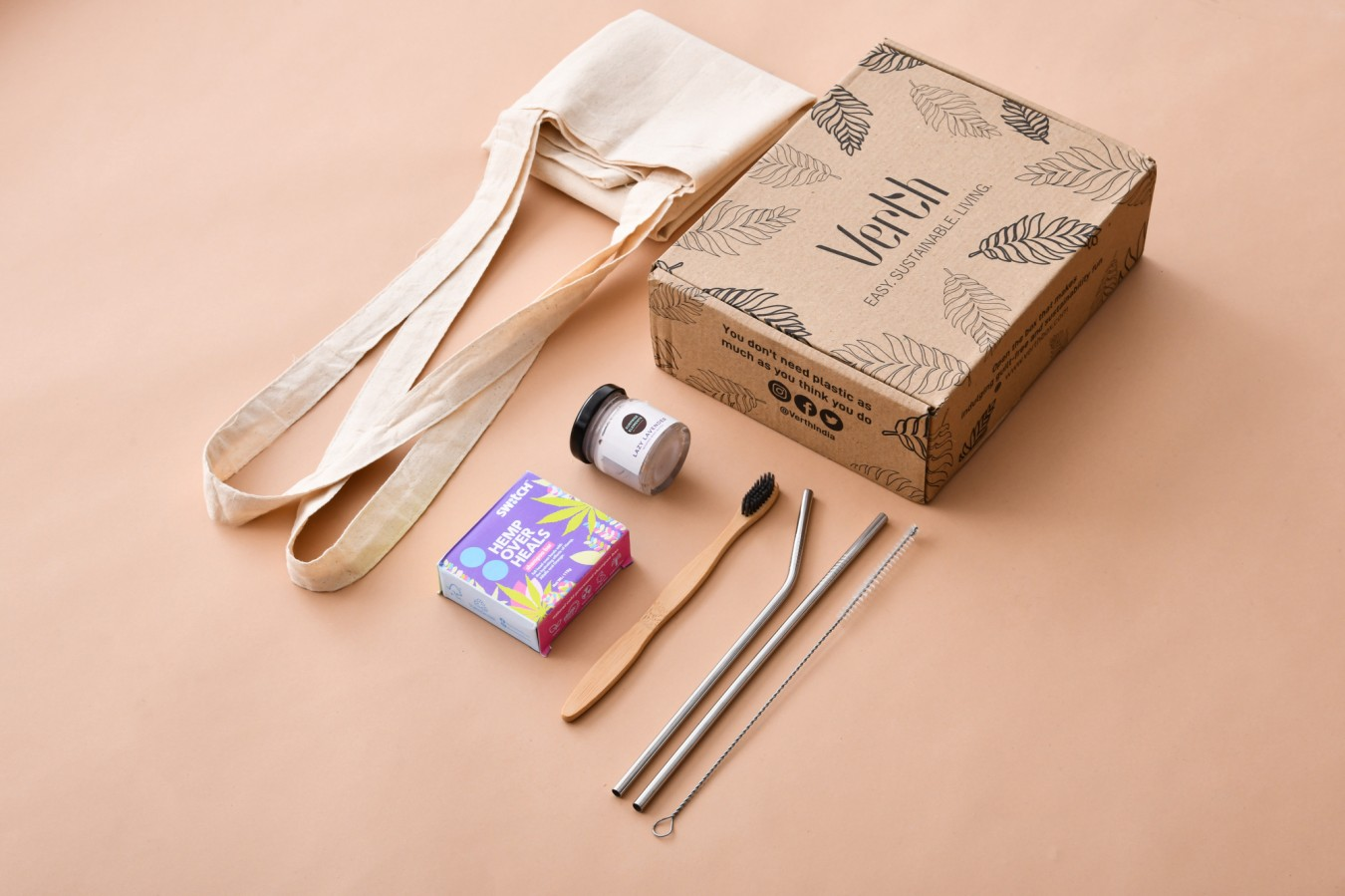 Sustainable & Plastic Free Products