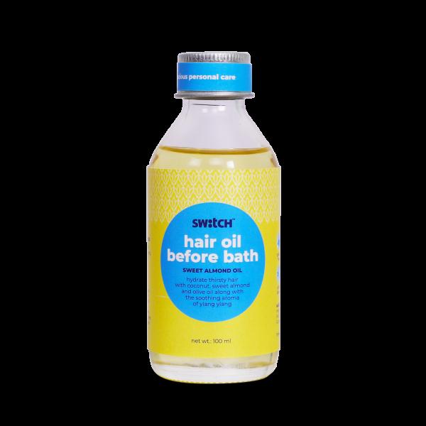 Better Scalp Health Hair Oil Before Bath for Dry Hair - 100ml