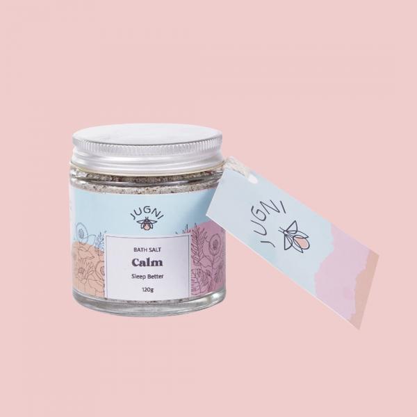 Calm - Sleep Better  |  Bath Salt by Jugni