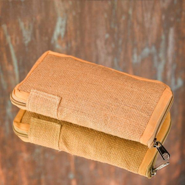 Foldable Jute Bag
