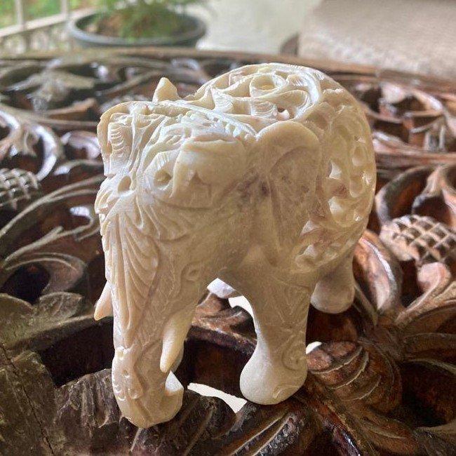 Handcrafted Gaurahari Elephant